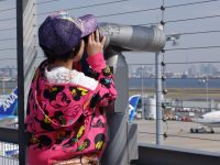 Young AvGeek at HND