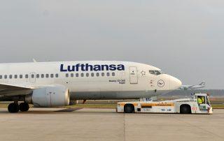 TaxiBot operations at Frankfurt Airport