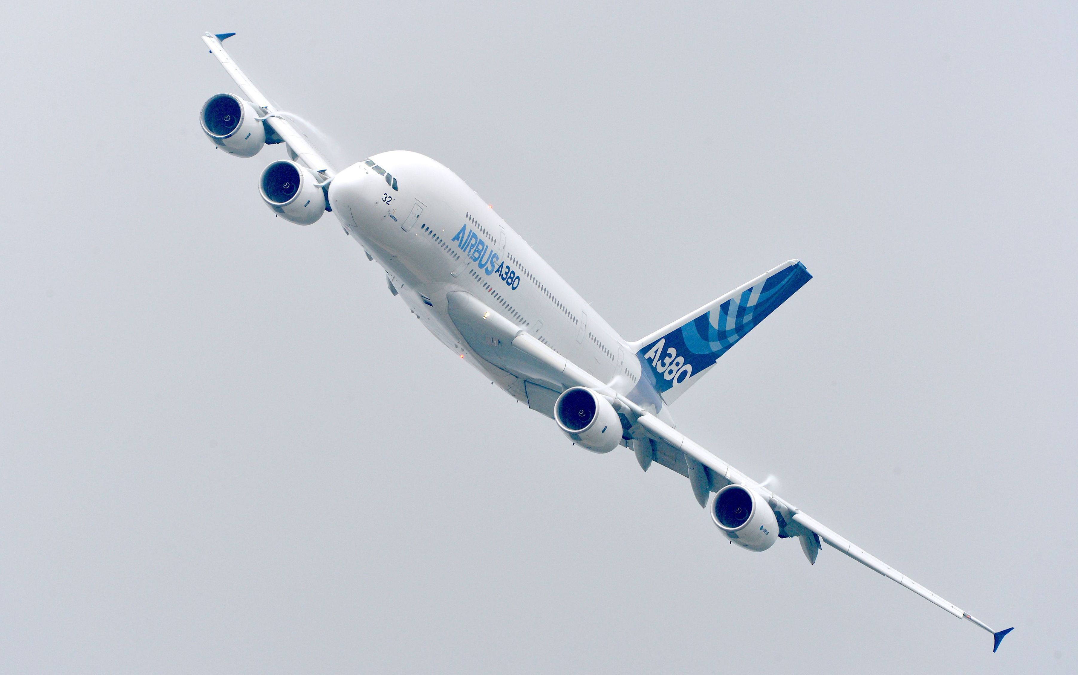 There are four million parts in an A380. Photo: Airbus