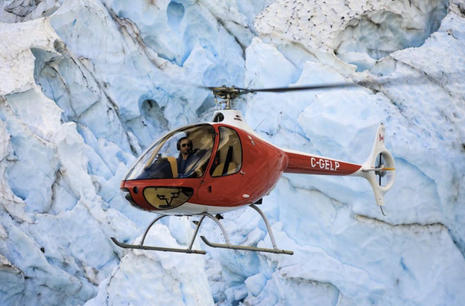 BC Helicopters is currently the sole Canadian distributor of the Cabri, having established a great working relationship with the type's manufacturer, Helicopteres Guimbal. Heath Moffatt Photo